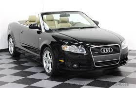 audi a4 2007 convertible 2007 used audi a4 2 0t cabriolet quattro awd at eimports4less