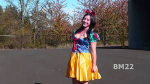 Brobee Halloween Costume Classic Snow White Costume Review