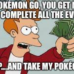 Meme Maker Fry - shut up and take my money fry meme generator imgflip