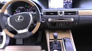 lexus hybrid sedan gs 2014 lexus gs450h hybrid 4dr sedan detailed walkaround youtube