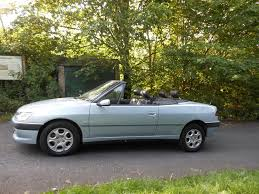 used peugeot 306 used 2000 peugeot 306 cabriolet s for sale in lancashire pistonheads