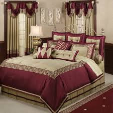 Marshalls Comforter Sets Home Apollo Comforter Set Wine Almond Bedroom Decor Ideas