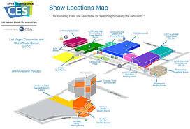 las vegas convention center floor plan 2014 consumer electronics show