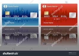 Credit Card Design Template Credit Cards Design By Katerina Tulyakowa Via Behance Credit Card