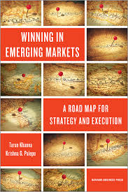 map for winning in emerging markets a road map for strategy and execution