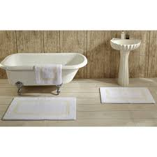 Hotel Collection Bathroom Rugs Hotel Collection Cotton Reversible Luxury Bath Rug By Better