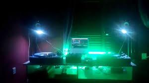 Deeboo Lights System For Bedroom Djs YouTube - Bedroom laser lights