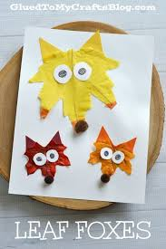 Halloween Decorations For Preschoolers - best 25 fall leaves crafts ideas on pinterest autumn