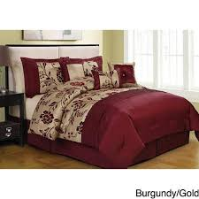Wine Colored Bedding Sets Wine Colored Comforter Sets Buy Burgundy Bedding From Bed Bath