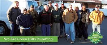 nashville plumber plumbing contractor service green