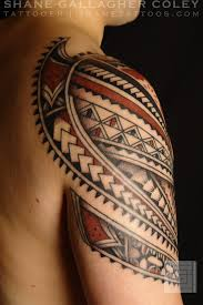 maori shoulder maori polynesian tattoo polynesian shoulder tatau tattoo