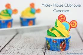 mickey mouse cupcakes mickey mouse clubhouse cupcakes 1 jpg