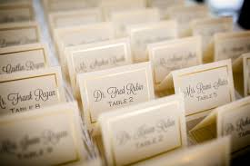 show me your formal place cards