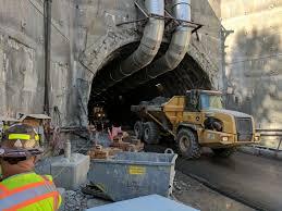 peek inside the east link light rail tunnel underneath bellevue