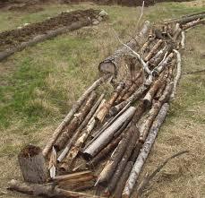 What Type Of Wood For Raised Garden - hugelkultur the ultimate raised garden beds