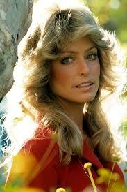 farrah fawcett hair color 124 best farrach faccet images on pinterest celebrities artists