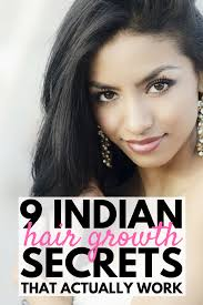 indian hair growth secrets healthy natural hair growth tips that work