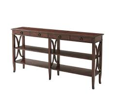 theodore alexander console table theodore alexander tables console sofa tables 5305 252
