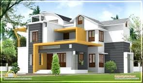 modern style house plans kerala style house plan breathtaking style house plans square 4