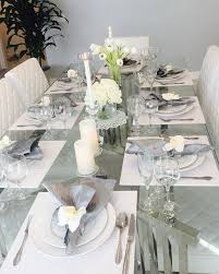 modern table settings modern table decorations 1380 best table setting decoration images