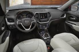jeep cherokee sport interior 2017 2017 jeep cherokee overland interior photos gallery 2017 jeep