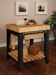 powell color black butcher block kitchen island black butcher block table beautiful l powell color black