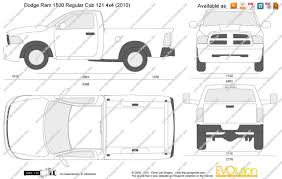 weight of 2011 dodge ram 1500 the blueprints com vector drawing dodge ram 1500 regular cab