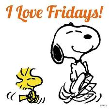 253 snoopy friday images happy friday peanuts