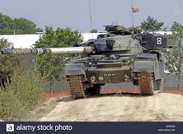 modern army vehicles modern day british army chieftain tank on manouvers in europe
