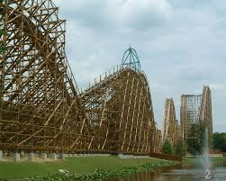 El Toro Roller Coaster Six Flags Free Coaster Desktop Images Page 6 Coaster2coaster Com