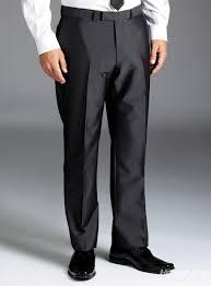 black pants man si pant