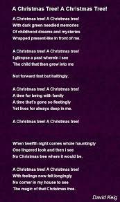 a christmas tree a christmas tree poem by david keig poem hunter