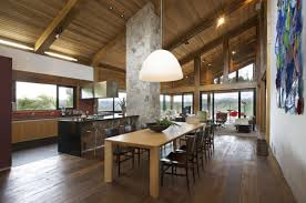 Mountain House Designs by Mountain House By David Guerra Architecture And Interior
