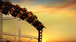 Kingda Kong Six Flags Take A Thrilling Ride On One Of The Tallest Roller Coasters In The