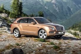 bentley suv 2018 new bentley bentayga will spawn a seven seater 187mph suv by car