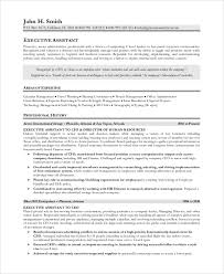 Resume Examples For Executive Assistant by Office Assistant Resumes Executive Administrative Assistant