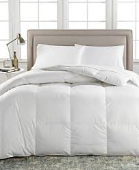 White Down Comforter Set Down Comforters And Down Alternative Macy U0027s