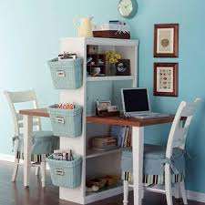 10 Small Space Home fice Design Ideas Matchness