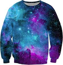 galaxy sweater galaxy sweatshirt rageon