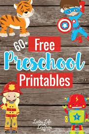 free preschool printables preschool printables preschool and