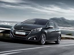 peugeot story upgraded peugeot 208 gti now available priced from rm143 888
