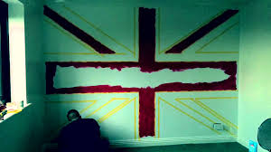 union jack wall mural design harris artworks co uk youtube union jack wall mural design harris artworks co uk