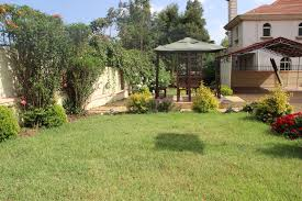 spectacular one storey house for rent in sunshine compound addis