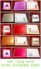 printable autograph sheets u0027s muegge disney custom