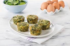 cool cups in the hood hood spinach egg and cheese cups