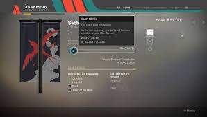 destiny 2 highest light level destiny 2 how to level up clans and earn rewards
