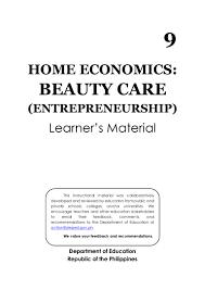 Modulk He He Beauty Care Entrepreneurship