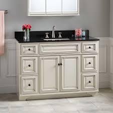 antique white bathroom vanity lightandwiregallery com