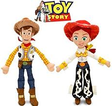 amazon disney toy story woody jessie doll toys u0026 games