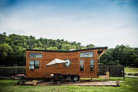 Tiny House Vacations The Industrial Wheel Life Tiny House Vacation In Ky